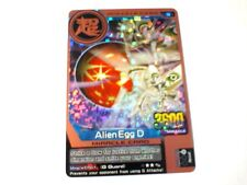 Animal Kaiser English Version Ver 5 Bronze Card (M061: Alien Egg D)