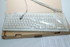 Vintage IBM KB-7953 PC Computer Keyboard PS/2 Connector