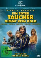 EIN TOTER TAUCHER NIMMT KEIN G - KONSALIK,HEINZ G.   DVD NEU