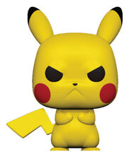 Pokemon - Pikachu Grumpy Pop Vinyl-FUN48401-FUNKO