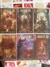 Abattoir #1-6 (Radical comics 2010) Complete miniseries. Levin Cansino