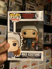 POP STRANGER THINGS 552 MAX (MYERS COSTUME) EXCLUSIVE VINYL FIGURE IN STOCK