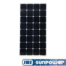 Solarpanel Solarmodul 100Watt Backcontact Zellen 12Volt SunPower 12 V Wohnmobil