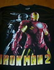IRON MAN 2 T-Shirt Marvel Comics MEDIUM NEW w/ tag The Avengers