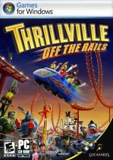 Thrillville Off The Rails PC Games Windows 10 8 7 XP Computer Games theme park