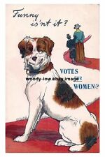 rp14303 - Comic Suffragette - Votes For Women - photo 6x4