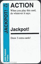 "FLUXX CARD GAME ""Jackpot"" promo card Looney Labs NEW"