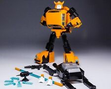 KBB Transformers G1 Bumblebee 6 inches beetle wasp Metal Toy Action Figure New