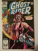 Ghost Rider Comic Book #75 Marvel Comics 1982 VERY NICE COPY
