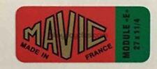 """MAVIC module """"E""""rim sticker 27"""