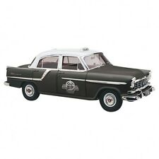 Classic Carlectables 1/18 Holden FC Special Silver Top Taxi Diecast #18581