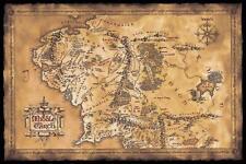 Mittelerde Karte Komplett.Mittelerde Karte Günstig Kaufen Ebay