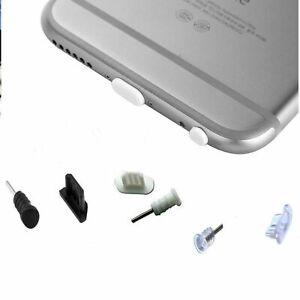 4 anti dust USB port + headphone Jack plug For Blackview A60 / Blackview A60 Pro