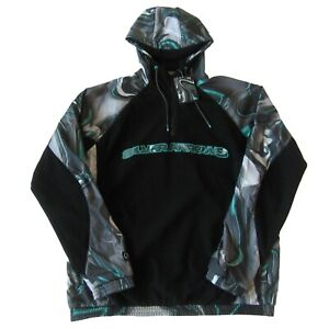 Puma Mercedes AMG Petronas Silver Arrows Hoodie Jacket Mens Size Large NEW $140