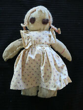 Hand Made Vintage Doll