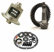 1987-1996 DANA 30 REVERSE- 4.11 RING AND PINION - OPEN LOADED CARRIER - GEAR PKG