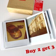 Photo Album for Impossible Film/Polaroid 600/SX70/FP100C/Fuji Instax Buy 2 Get 3