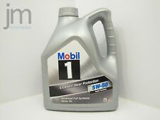 4L Nachfolger MOBIL 1 PEAK LIFE 5W-50 Motoröl 4 Liter FS X1 5W50 Rally Formula