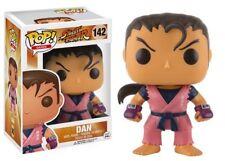 Street Fighter-Dan Funko POP! Vinyl Figure-Figurine 142 Boxed