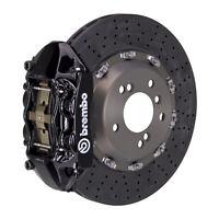Brembo CCMR BBK for 09-19 GranTurismo  | Rear 4pot Black 2P9.8005A1