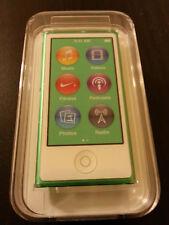 Apple iPod Nano 7th Gen 16GB Green, MD478LL/A (Worldwide Shipping)