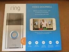 RING Video Doorbell - Complete WiFi Enabled Video Doorbell System