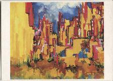 Alte Kunstpostkarte - Michael August - New York