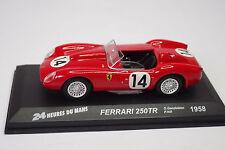 IXO ALTAYA FERRARI 250 TR  #14 LE MANS 1958 1/43