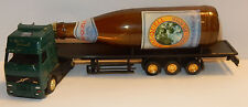 GRELL HO 1/87 CAMION REMORQUE TRUCK TRAILER VOLVO FH 16 HERZ-QUELL GERMAN BEER
