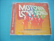 CD MOTOWN LOVE SONGS