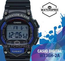 Casio Digital Watch W736H-2A