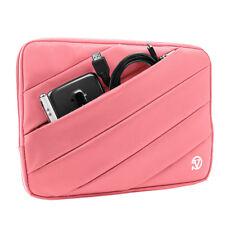 "Padded Stripe Laptop Sleeve Bag Case For Apple MacBook Air 13"" / MacBook Pro 13"