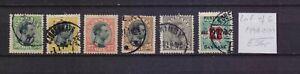! Denmark 1918-1920. Lot Of 6  Stamp. YT#. €56.00!