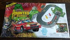 Vintage TYCO The Monsters Revenge Haunted Highway Slot Car Racing Track