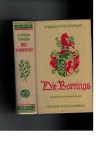 William von Simpson - Die Barrings - 1957