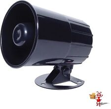 15W 8 Ohm Weather Proof Plastic Horn Speaker