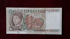 5000 lire del 19/10/1983 A da Messina