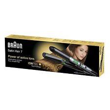 Braun Plancha de Pelo Profesional Satin Hair 7 ES2 con Tecnología Lónica NUEVO