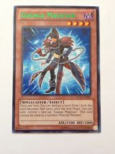 YuGiOh Gagaga Magician DL15-EN009 Duelist League Card (GREEN) New Never Used