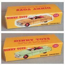 Packard Dinky Diecast Cars, Trucks & Vans