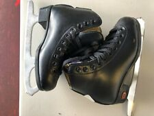 Riedell Boys Youth Figure Skates - Size 1