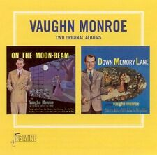 Vaughn Monroe - On the Moon-Beam and Down Memory Lane [New CD]