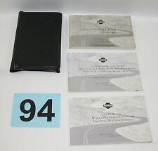 1998 Nissan Pathfinder Factory Owners Manual Portfolio #94