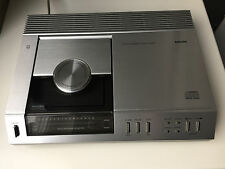 PHILIPS CD 100 CD Player l'ORIGINALE! officina superata (393)