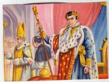 figurina PERSONAGGI FAMOSI DELLA STORIA NUMERO 322 REC