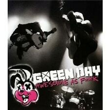 """Green Day """"Awesome As bordeI"""" CD + Blu ray NEUF"""