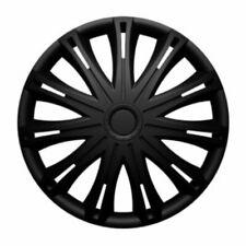 Universal Radkappen Radzierblenden SPARKLINE schwarz 15 Zoll passt für NISSAN