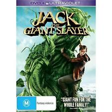 JACK THE GIANT SLAYER : NEW DVD