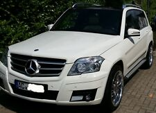 Mercedes-Benz GLK Allrad 20 Zoll LPG Autogas Leder 6 Zylinder