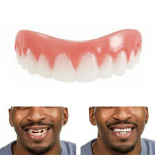 One Size New Amazing Instant Smile Cosmetic Novelty Secure Comfort Teeth